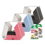 토미 스마트폰 포토 프린터 KiiPix + 인화지 40매