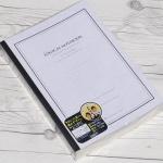나카바야시 B5 로지컬 클래식 논리노트 10권/팩 HN2-5