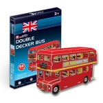 세계유명건축물 입체퍼즐 런던이층버스 미니