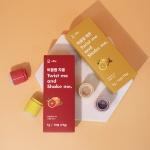 [비틀팝] 과즙 원액 비타민 팡팡 1박스 10캡