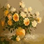 [DIY명화]B287 향기로운꽃 size 50*40cm