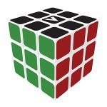 3x3 오리지널 큐브(FLAT) - 베르데스