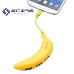[거스트] SPIRE 4포트 PC & OTG 허브 SP-MH503 (스마트폰 인식 및 데이터 이동 가능 / 마이크로 5핀 지원 / 마우스 & 키보드 & USB메모리 등 연결)