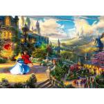1000피스 직소퍼즐 - 잠자는 숲속의 공주 빛속의 왈츠
