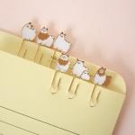 [PACAPACA by arte alpaca] 파카파카 금속 북클립