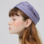 PFS TURBAN HAT - STRIPE