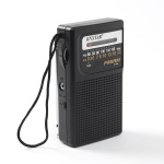 시그널 AMFM 휴대 라디오(블랙) /미니 효도라디오
