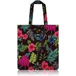 nother Hawaiian Flat Tote Bag (Chocolate) / 나더 하와이안 플랫 토트백 (초콜렛)