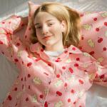 Cherry nini-pink(Pajamas)