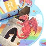 캐슬 48피스 플로어 퍼즐 5세이상