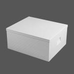 [리빙그로]솔루션 접이식 리빙박스 수납정리 폴딩박스