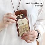 인디맵 넥 카드포켓