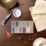 가을 겨울 비즈 반지 마스크줄 DIY 만들기 키트 세트