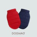 [도그웨그 DOGWAG] 강아지&고양이 플러피 패딩조끼