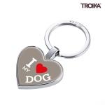 [트로이카] I LOVE MY DOG 펜던트 키홀더 (KYR22-A178)