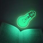 빛나는아이디어 BRILLIANT IDEA! - S (야광전구데코스티커)