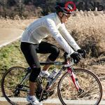 플라이비 자전거의류 7부 빕숏 블랙 윈터 기모