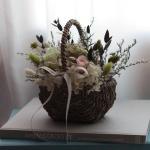 프리저브드 데모사꽃바구니