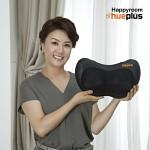 해피룸 휴플러스 쿠션 안마기/마사지기 HPM-50 블랙