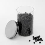 원형 유리 보관용기(1.2L)