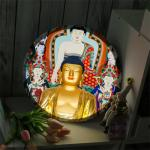 nh179-LED액자35R_자비로운금불상_LED홍보사인물