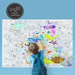 상상e톡톡 크레욜라 크레파스 색칠공부 유아색칠놀이