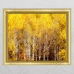 ci908-황금빛자작나무숲_창문그림액자