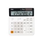 DELI 델리  사무용 계산기 EM01010-화이트