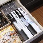 비닐봉투 비닐봉지 정리함 2color 보관함 수납 케이스