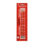까렌다쉬 최고급 연필-스위스컬러 HB(4입) 342.372
