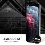 New리더스엠 아이폰 11 프로 강화유리 액정보호필름.