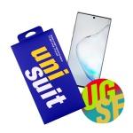갤럭시노트 10 플러스 UV 강화유리(경화기X)+후면 1매