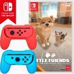 Switch 리틀프렌즈 개와 고양이 한글판 (그립2개증정)