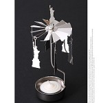 ROTARY CANDLE HOLDER STATUE OF LIBERTY[캔들홀더]