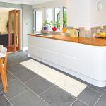 미라벨 씽크대 부엌 PVC 발편한 주방매트 더블형