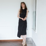 MODE SKIRT _ BLACK