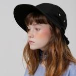 PFS BUCKET HAT - BLACK