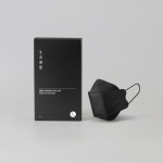 [최저가] 생활도감 황사마스크 KF94 - 블랙 (대형 30개입)