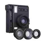 로모 인스턴트 오토맷 플라야자뎅(블랙) - 렌즈킷