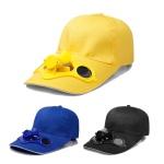 갓샵 핵인싸템 태양열 선풍기 모자 3color 핸즈프리