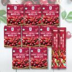 몽모랑시 타트체리 석류 콜라겐 스틱 8BOX (240포)
