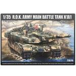 (아카데미과학-ACT13215) 1/35 대한민국 육군 주력전차 K1A1 탱크 프라모델