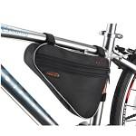 자전거 탑튜브 삼각형 공구 가방 - 6리터