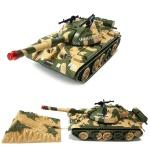 무적탱크 877 레일탱크 미니카 완구 장난감