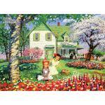2014피스 직소퍼즐 빨강머리 앤 꽃나들이 HS783952