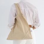 [칼라링백/스킨베이지] 에코백/시장가방/보조가방
