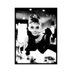 노스텔직아트[14046] Audrey - Holly Golightly