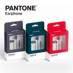 PANTONE METAL EARPHONE