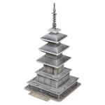 입체퍼즐 한국문화재 석가탑