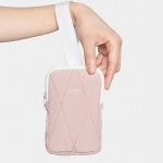 키크 퀼팅 포켓 - 핑크